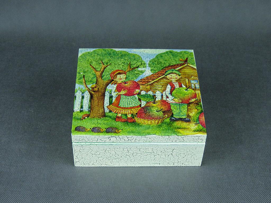Pudełko - dzieci